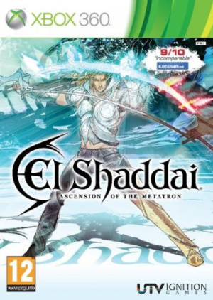 El Shaddai : Ascension of the Metatron sur 360
