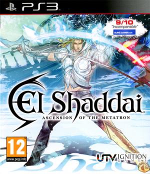 El Shaddai : Ascension of the Metatron sur PS3