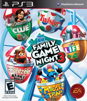 Family Game Night 3 (PS3)