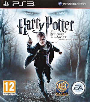 Harry Potter et les Reliques de la Mort - Première Partie sur PS3