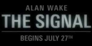 Alan Wake : Le Signal sur 360