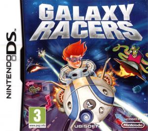 Galaxy Racers sur DS
