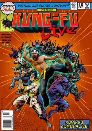 Kung-Fu LIVE sur PS3