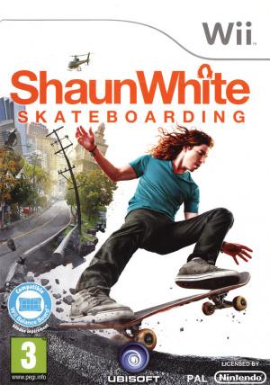 Shaun White Skateboarding sur Wii
