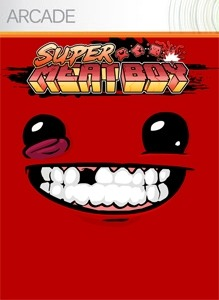 Super Meat Boy sur 360