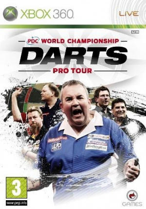 PDC World Championship Darts : Pro Tour sur 360