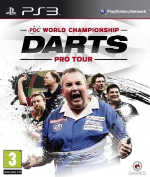 PDC World Championship Darts : Pro Tour sur PS3