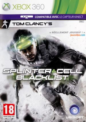 Splinter Cell Blacklist sur 360