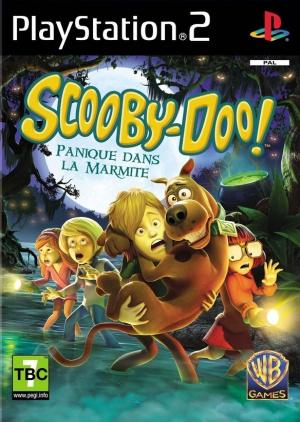 Scooby-Doo! Panique dans la Marmite sur PS2