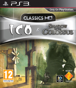Classics HD : Ico & Shadow of the Colossus sur PS3