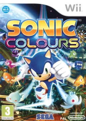 Sonic Colours sur Wii