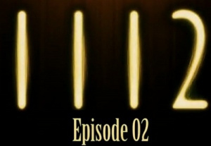 Jaquette de 1112 Episode 02 HD