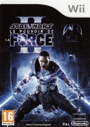 Star Wars : Le Pouvoir de la Force II sur Wii