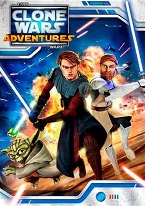 Star Wars : Clone Wars Adventures sur Web