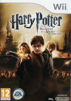 Harry Potter et les Reliques de la Mort - Deuxième Partie sur Wii