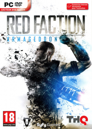 Red Faction Armageddon sur PC
