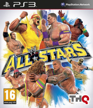 WWE All Stars sur PS3