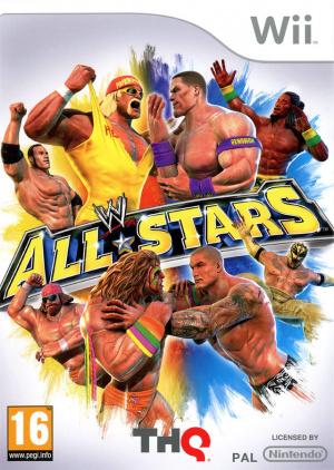 WWE All Stars sur Wii
