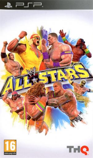 WWE All Stars sur PSP