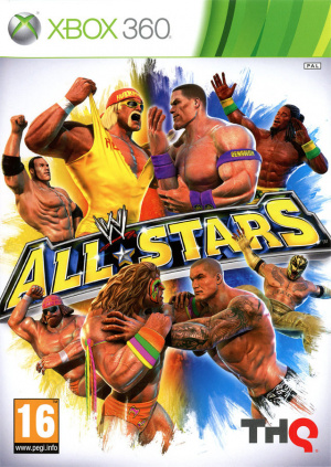 WWE All Stars sur 360