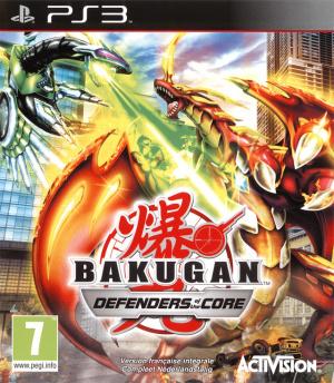 Bakugan Battle Brawlers : Les Protecteurs de la Terre sur PS3