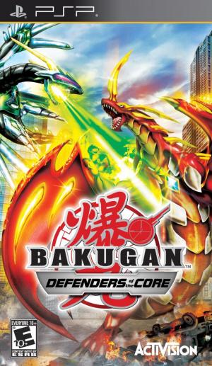 Bakugan Battle Brawlers : Les Protecteurs de la Terre sur PSP