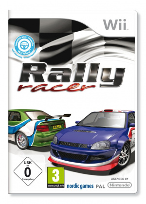 rally racer sur wii. Black Bedroom Furniture Sets. Home Design Ideas