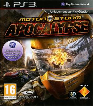 MotorStorm Apocalypse sur PS3