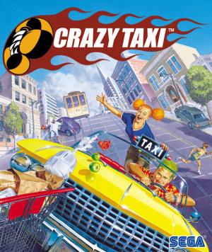 Crazy Taxi sur PS3