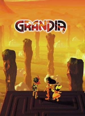Grandia sur PSP