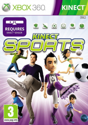 Kinect Sports sur 360