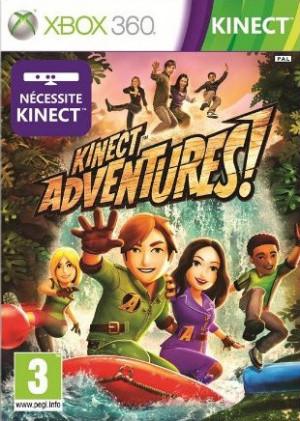 Kinect Adventures ! sur 360