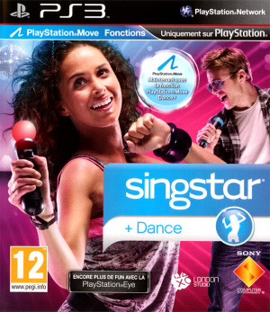 Singstar + Dance sur PS3