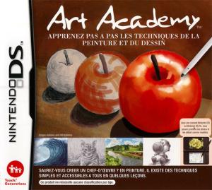 Art Academy sur DS