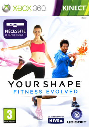 Your Shape : Fitness Evolved sur 360