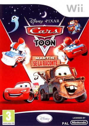 Cars Toon : Martin se la Raconte sur Wii