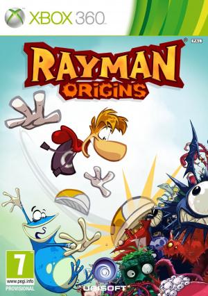 Rayman Origins sur 360