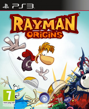 Rayman Origins sur PS3