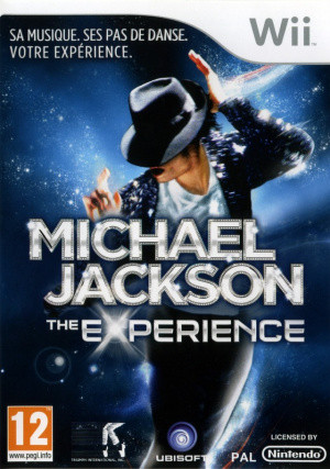 Michael Jackson : The Experience sur Wii