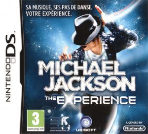 Michael Jackson : The Experience sur DS