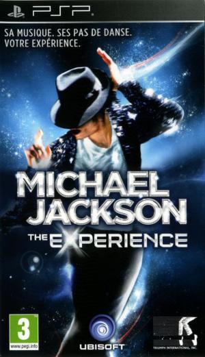 Michael Jackson : The Experience sur PSP