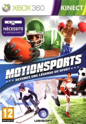 MotionSports sur 360