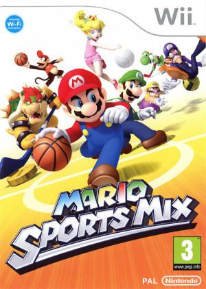 Mario Sports Mix sur Wii