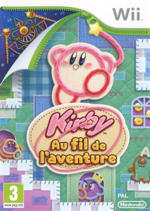 Kirby : Au Fil de L'Aventure sur Wii