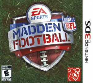 Madden NFL Football sur 3DS