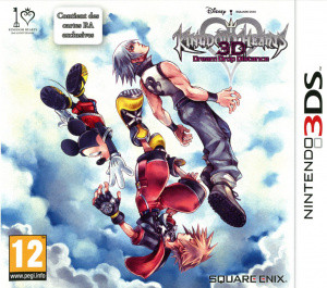 Kingdom Hearts 3D : Dream Drop Distance sur 3DS