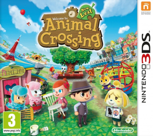 Animal Crossing : New Leaf - Welcome amiibo sur 3DS