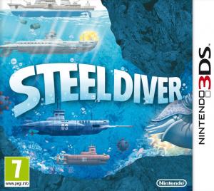 Steel Diver sur 3DS