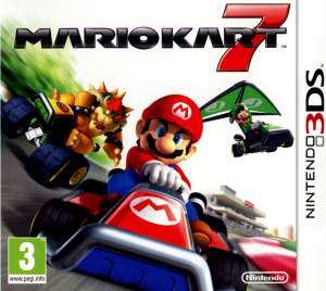 Mario Kart 7 sur 3DS