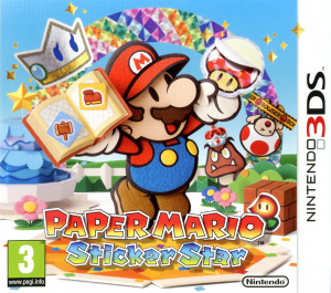 Paper Mario : Sticker Star [DECRYPTED]